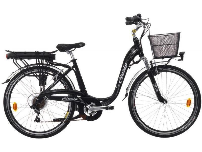 bici-elettrica-cicli-cinzia-sfera-ruota-26-nera