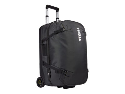 Subterra Rolling Split Duffel 56L DARKSHADOW
